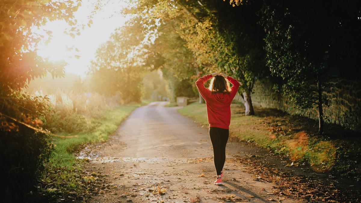 Gesund leben - bewegen