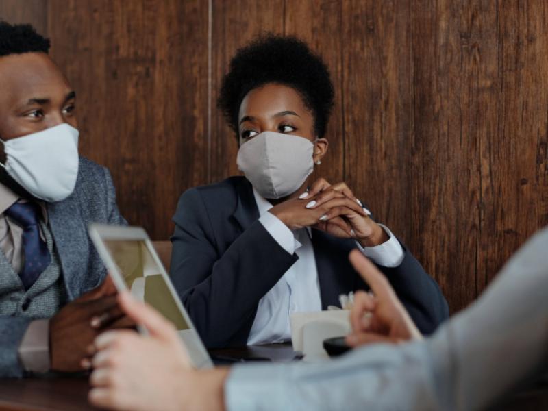Hygiene am Arbeitsplatz – zurzeit von Corona wichtiger denn je